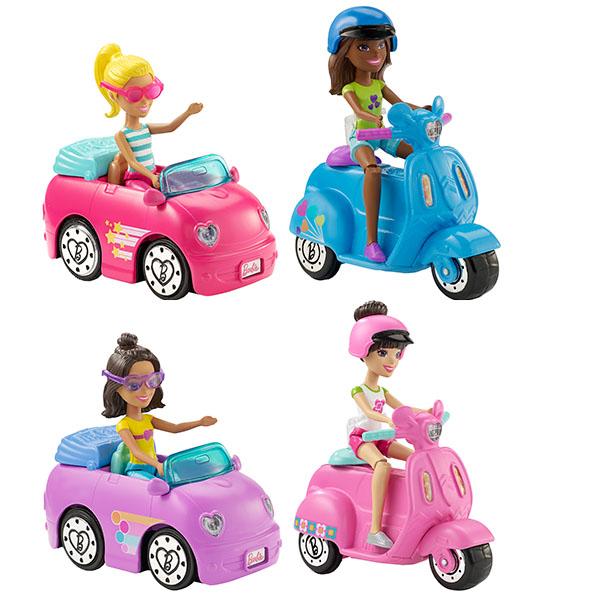 """Mattel Barbie FHV76 Барби Кукла """"В движении"""" (в ассортименте)"""