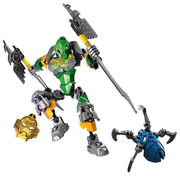 Lego Bionicle 70784 Конструктор Лего Бионикл Лева-Повелитель Джунглей
