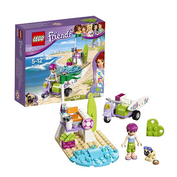 Lego Friends 41306 Конструктор Лего Подружки Пляжный скутер Мии