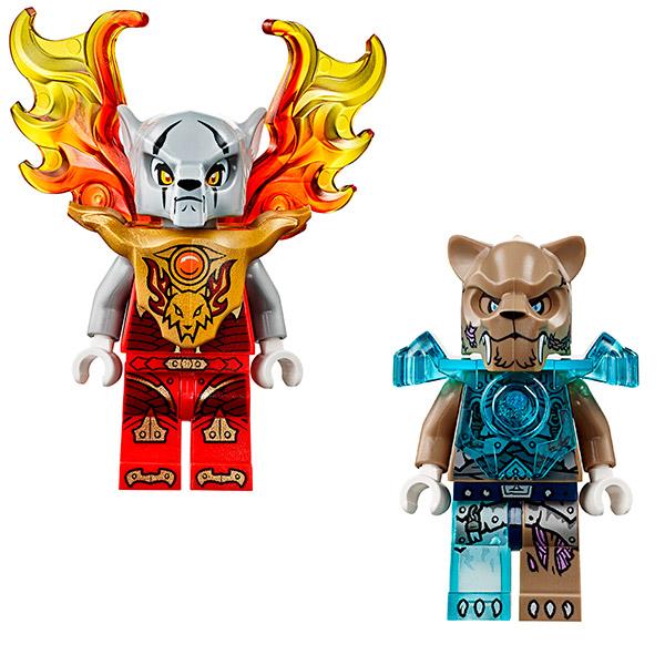 Лего Чима 70220 Саблецикл Стрейнора