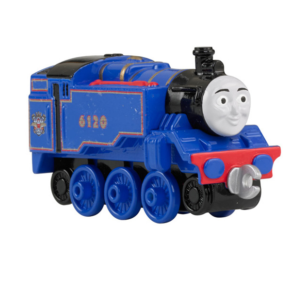 Thomas & Friends BHR83 Томас и друзья Паровозик Белль с прицепом