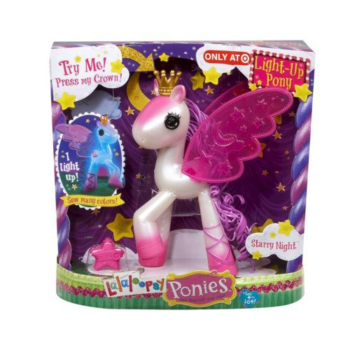 Lalaloopsy Ponies 524700 Лалалупси Пони, свет. эф-ты, Звездная ночь