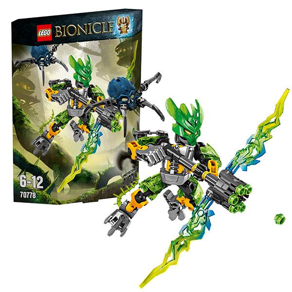 Lego Bionicle 70778 Конструктор Лего Бионикл Страж джунглей