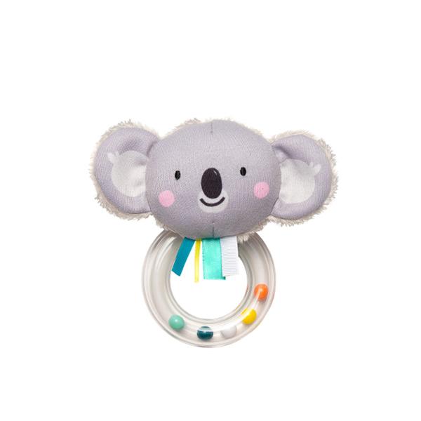 Taf Toys 12425 Таф Тойс Погремушка Коала развивающая игрушка коала taf toys 12405