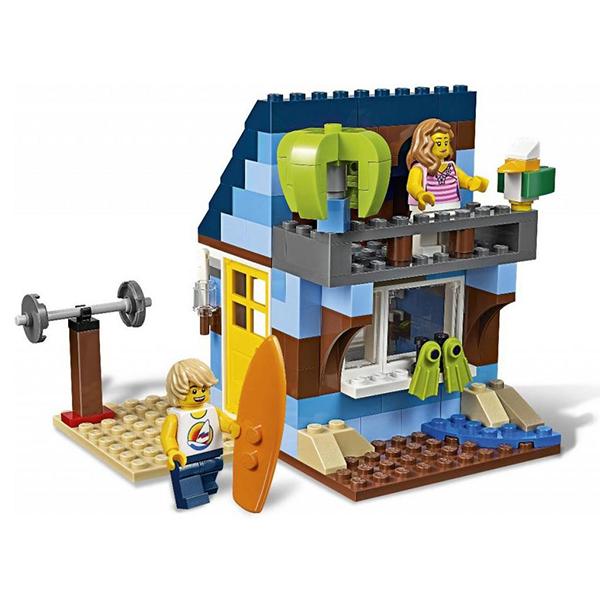 Lego Creator 31063 Конструктор Лего Криэйтор Отпуск у моря