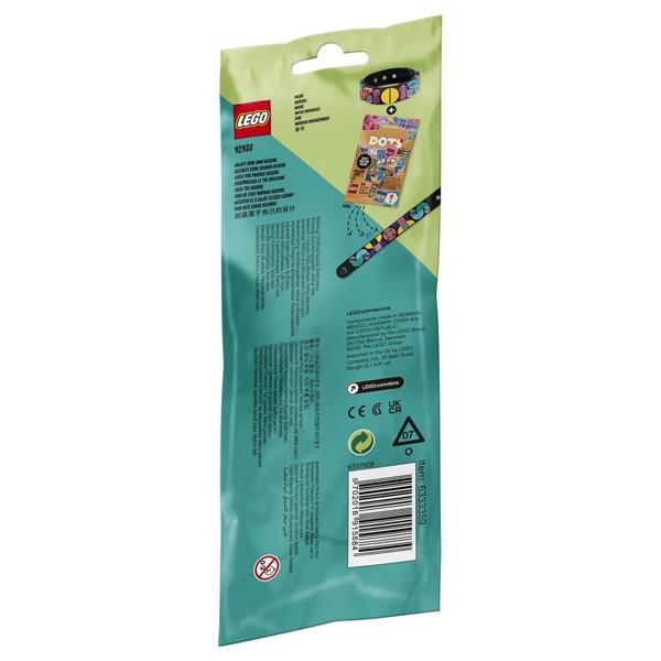 LEGO DOTs 41933 ЛЕГО Дотс Браслет Музыка