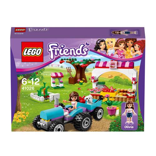 Конструктор Сбор урожая Lego Friends Лего Подружки