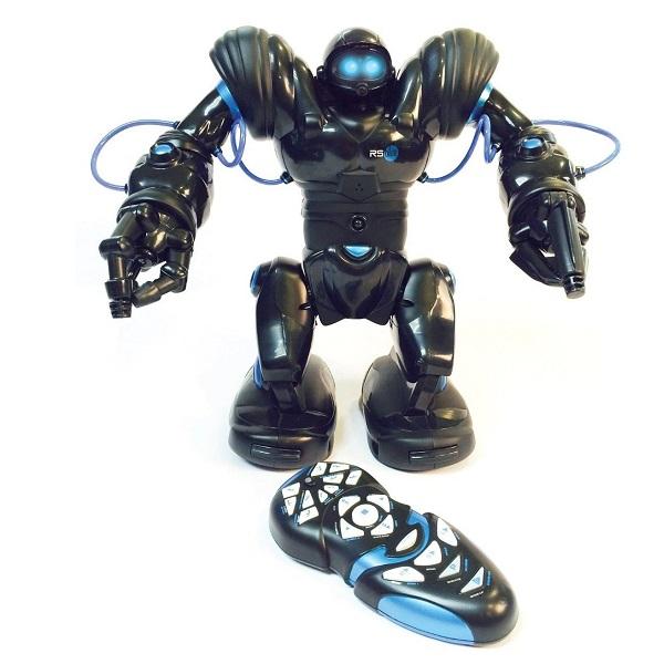 Wow Wee 8015TT Робот Робосапиен Blue робот wow wee рептилия