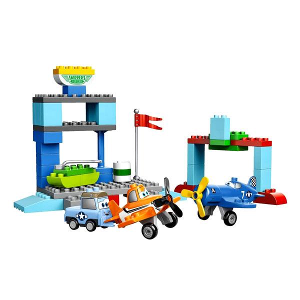 Lego Duplo Planes 10510_1 Конструктор Лего Дупло Гонка