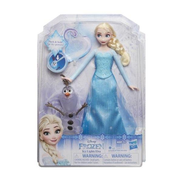 Hasbro Disney Princess E0085 Кукла Эльза и волшебство