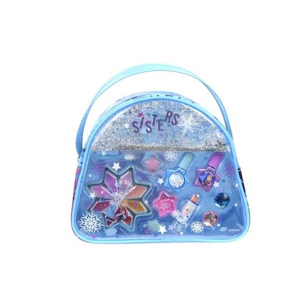 Markwins 9800351 Frozen Игровой набор детской декоративной косметики в сумочке