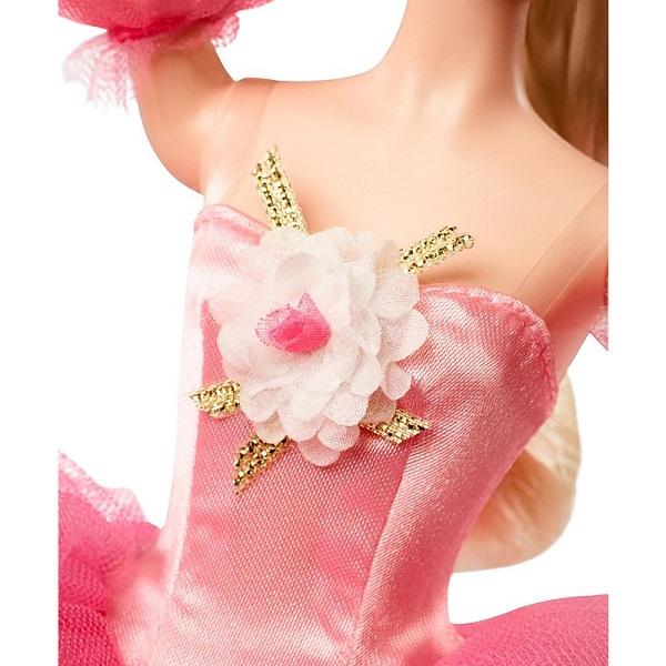 "Mattel Barbie DVP52 Барби Коллекционная кукла ""Звезда балета"""