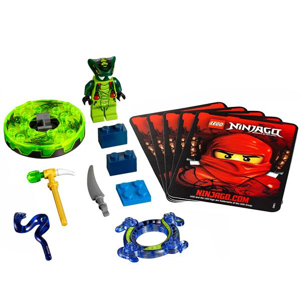 Lego Ninjago 9569 Конструктор Лего Ниндзяго Спитта
