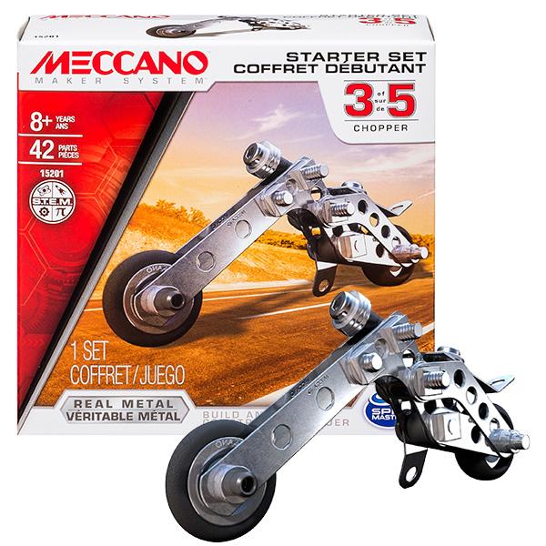 Meccano 91783 Меккано Базовая модель (в ассортименте) meccano