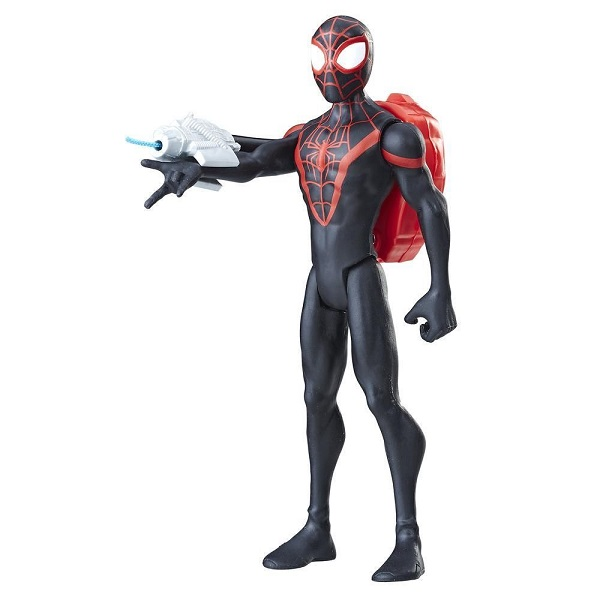 Hasbro Spider-Man E0808/E1104 Кид Арахнид с аксессуарами hasbro spider man e0808 e1104 кид арахнид с аксессуарами