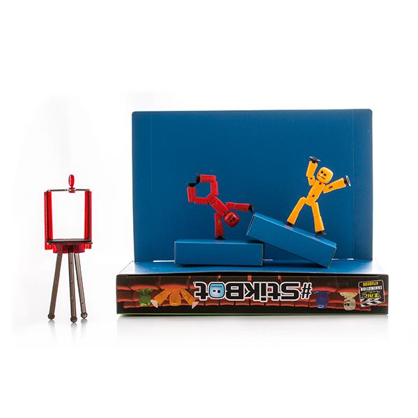 Stikbot TST617 Стикбот Анимационная студия со сценой
