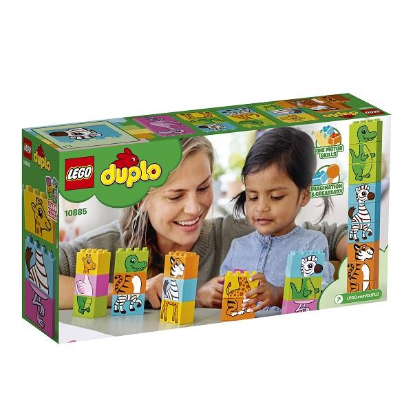 LEGO DUPLO 10885 Конструктор ЛЕГО ДУПЛО Мой первый пазл