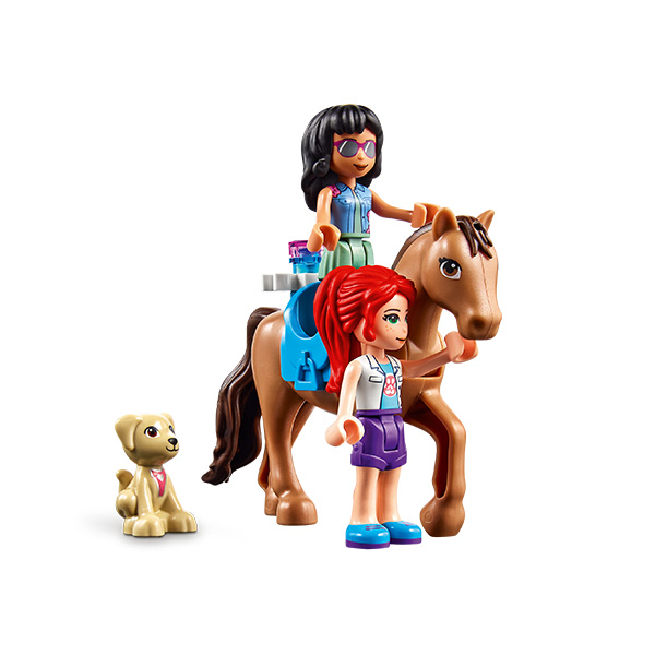 LEGO Friends 41446 Конструктор ЛЕГО Подружки Ветеринарная клиника Хартлейк-Сити