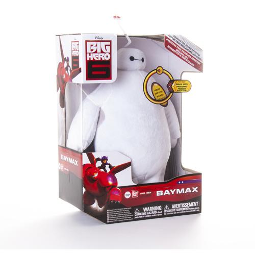 Big Hero 6 38635 Биг Хиро 6 Плюшевый Бэймакс 25 см со зв.