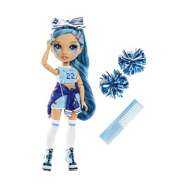 Rainbow High 572077 Кукла Cheer Doll- Skyler Bradshaw (Blue)