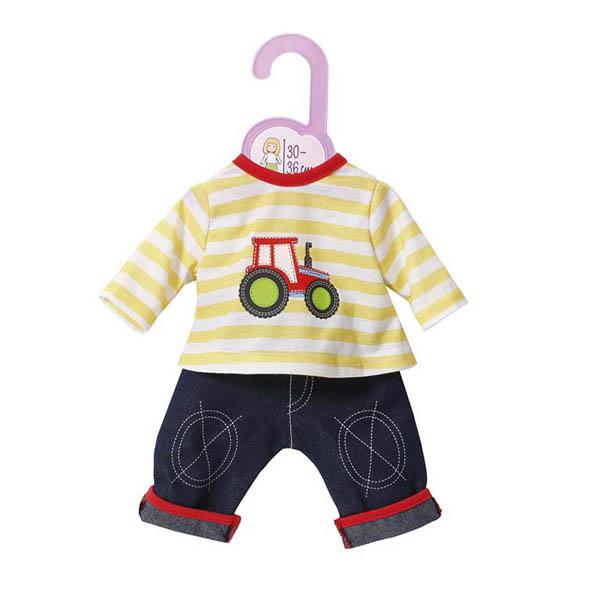 Zapf Creation my mini Baby born® 870-051 Бэби Борн Одежда для кукол высотой 30-36 см одежда для кукол zapf creation baby born халат с капюшоном веш
