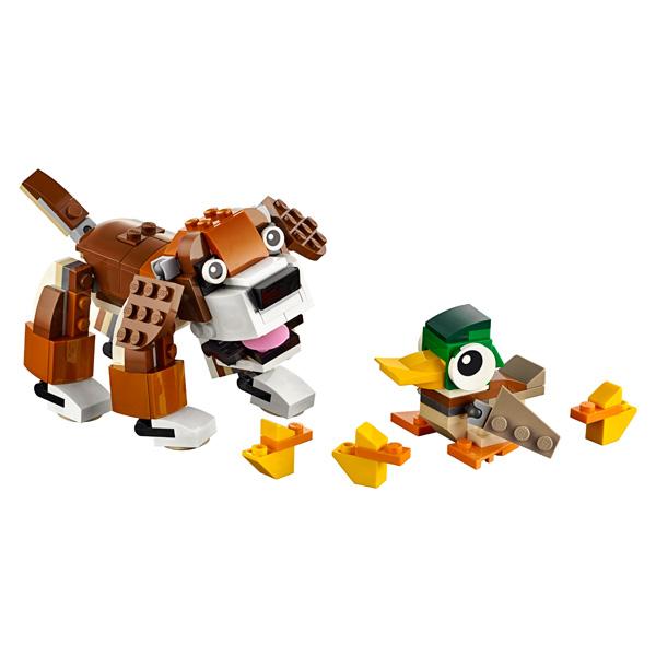 Конструктор Lego Creator 31044 Конструктор Животные в парке