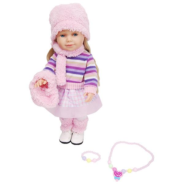 Lilipups LVY010 Кукла с аксессуарами 40 см (озвученная - 20 фраз)