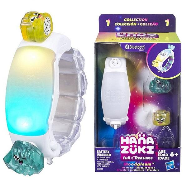 Hasbro Hanazuki B8256 Браслет Сверкающее настроение hasbro hanazuki b8055 лунный сад настроения