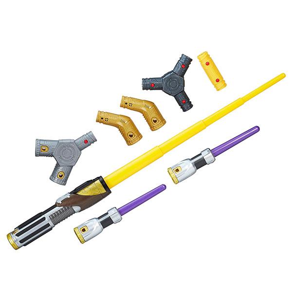 Hasbro Star Wars C2119 Звездные Войны Световой меч Джедая Эпизод 8 hasbro hasbro световой меч звездные войны эпизод 8 дарт вейдер
