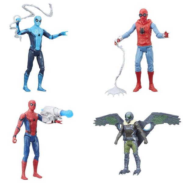 Hasbro Spider-Man B9701 Фигурки Паутинный город 15 см hasbro play doh игровой набор из 3 цветов цвета в ассортименте с 2 лет