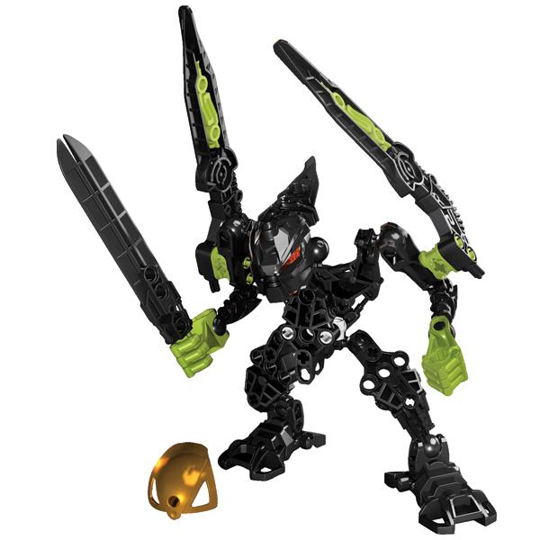 Lego Bionicle 7136 Конструктор Лего Бионикл Скралл