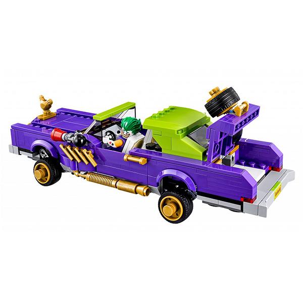 Lego Batman Movie 70906 Лего Фильм Бэтмен: Лоурайдер Джокера