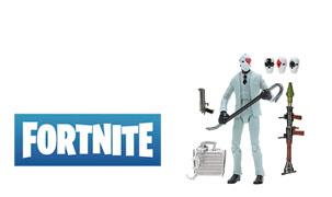 Фигурки Fortnite со сменными лицами