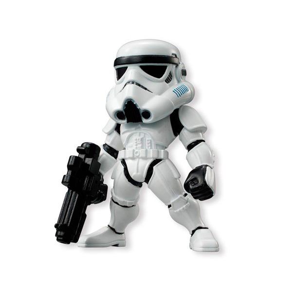 Star Wars Bandai 84625 Звездные Войны Сборная модель Фигурка Штурмовик 5 см