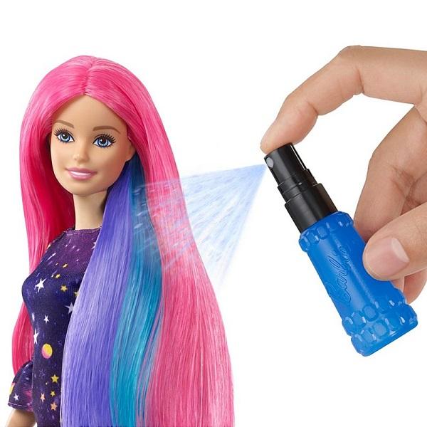Mattel Barbie FHX00 Барби Цветной сюрприз