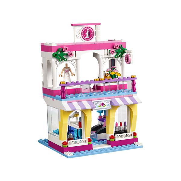 Lego Friends 41058 Конструктор Торговый центр Хартлейк Сити