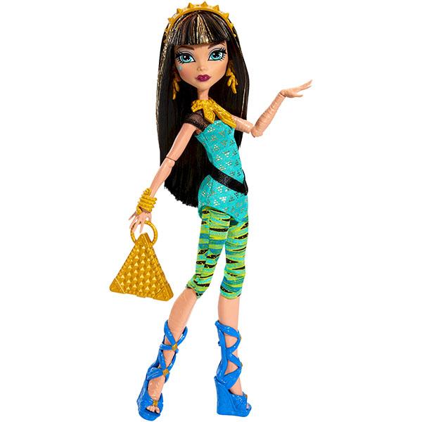 Mattel Monster High DVH24 Кукла Клео де Нил футболка wearcraft premium printio оранжевое солнце