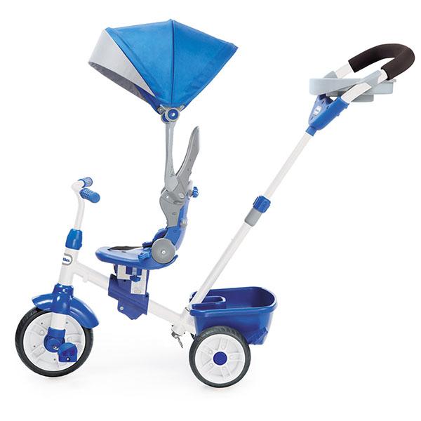 Little Tikes 643705 Литл Тайкс Велосипед 4 в 1, синий