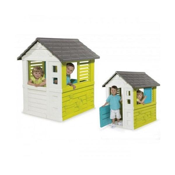 Smoby 310064 Игровой детский домик со звонком