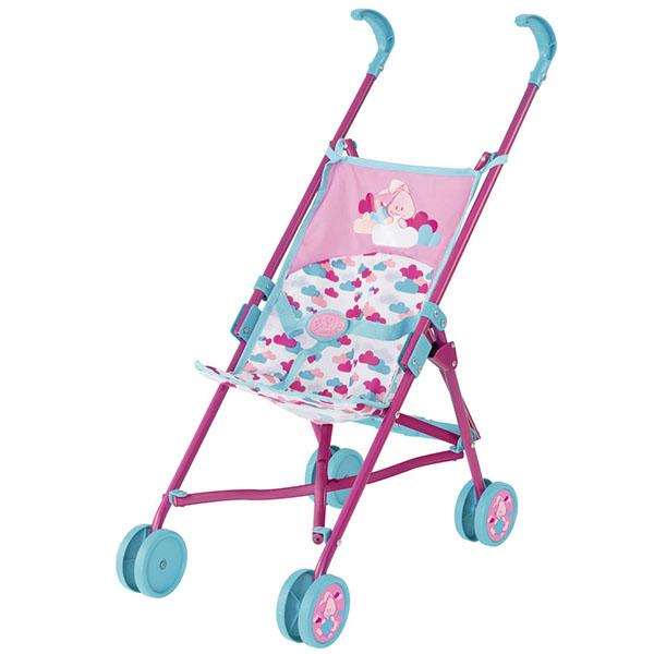 Zapf Creation Baby Born 1423521 Бэби Борн Коляска-трость, 2017 zapf creation baby born 779 170 бэби борн детское питание 12 пакетиков