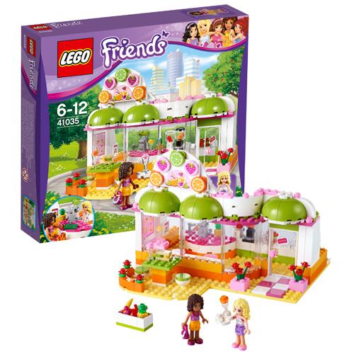 Конструктор Lego Friends 41035 Лего Подружки Фреш-бар Хартлейк Сити