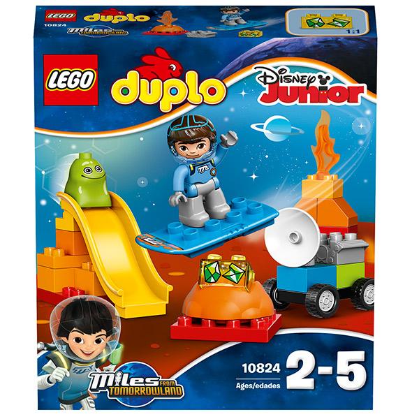 LEGO DUPLO 10824 Конструктор ЛЕГО ДУПЛО Космические приключения Майлза