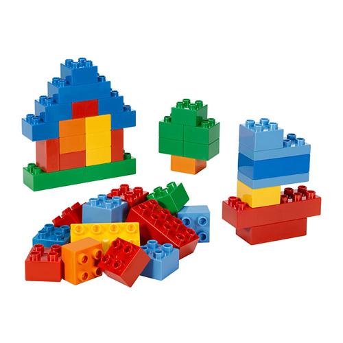 Lego Duplo 5509 Конструктор Базовые кубики LEGO DUPLO - стандартный набор