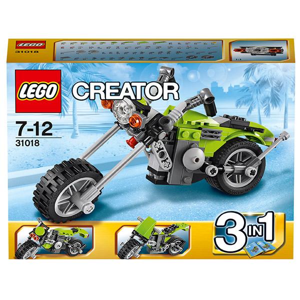 Конструктор Lego Creator 31018 Лего Криэйтор Крузер