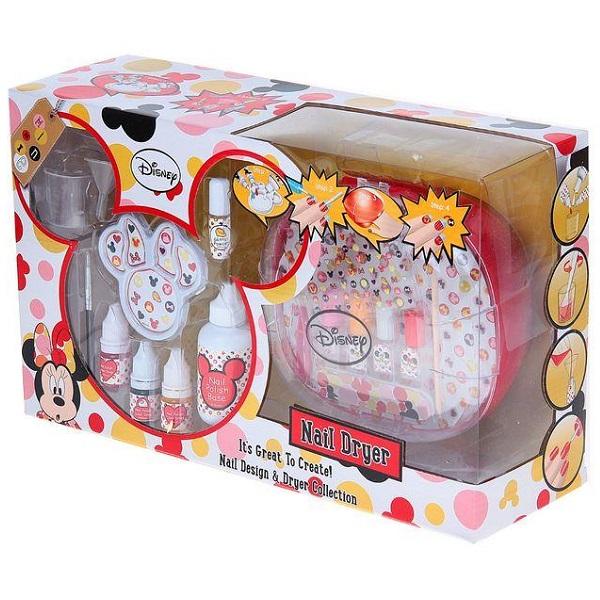 Markwins 9605751 Minnie Набор детской декоративной косметики для ногтей