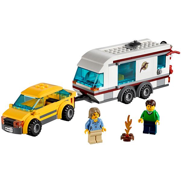 Lego City 4435 Конструктор Лего Город Дом на колесах