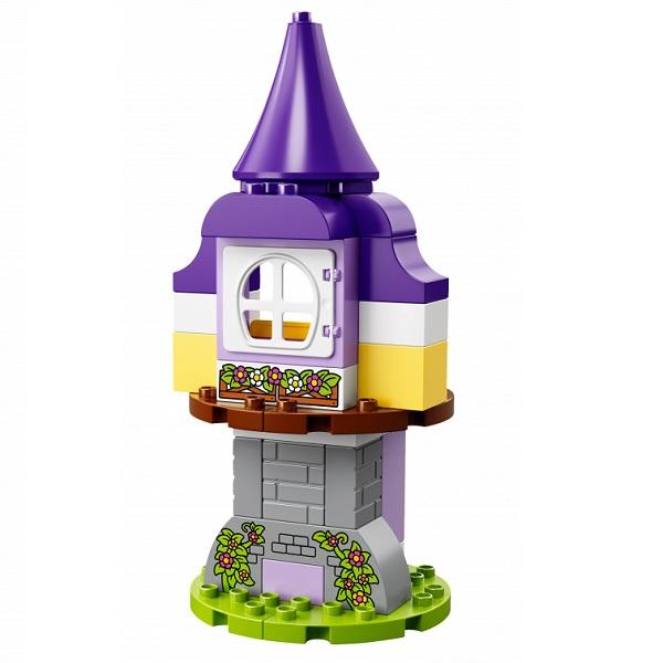 Lego Duplo 10878 Конструктор Лего Дупло Башня Рапунцель