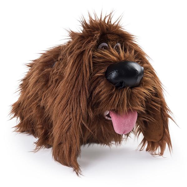 Secret Life of Pets 72805-duke Тайная жизнь домашних животных Плюш 30 см- Дюк