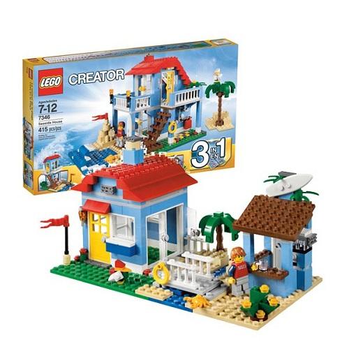 Конструктор Lego Creator 7346 Конструктор Дом на морском побережье