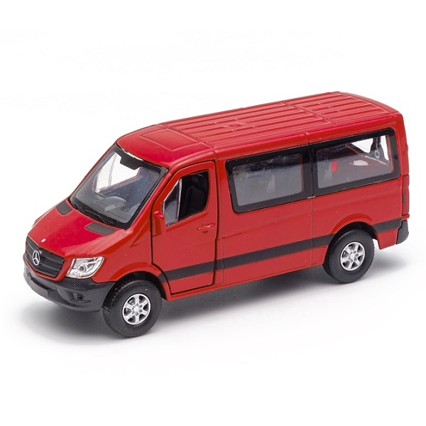 Фото Welly 43731 Модель машины 1:50 Mercedes-Benz Sprinter